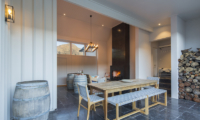 The Homestead at Lake Hayes Dining Table | Queenstown, Otago