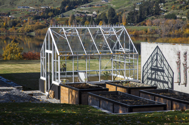 The Homestead at Lake Hayes Mirror House | Queenstown, Otago
