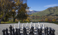 The Homestead at Lake Hayes Chess Board | Queenstown, Otago
