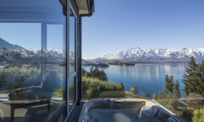 The Views Outdoor Jacuzzi | Queenstown, Otago