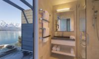 The Views Bathroom with Shower   Queenstown, Otago