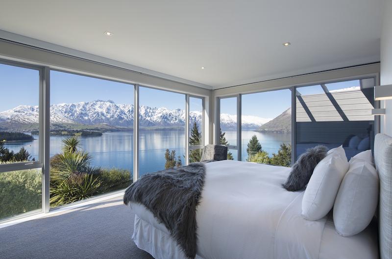The Views Spacious Bedroom   Queenstown, Otago