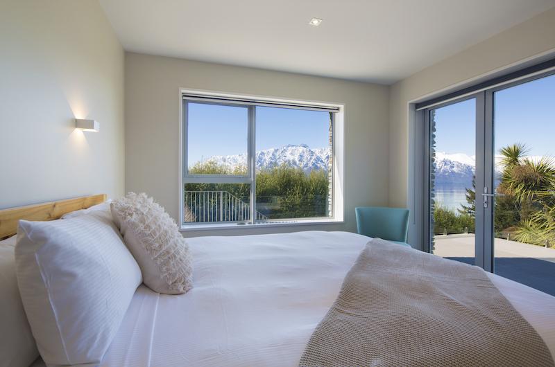 The Views Bedroom One   Queenstown, Otago