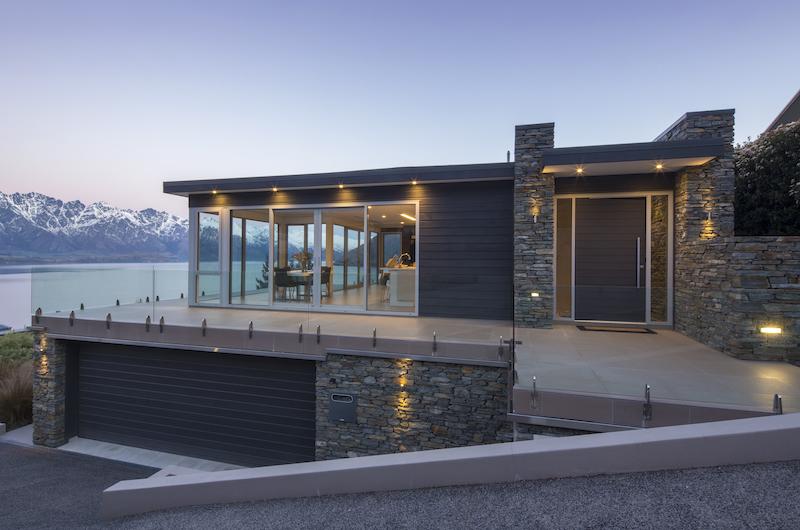 The Views Exterior   Queenstown, Otago