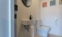 Views on Edinburgh Toilet with Vanity | Queenstown, Otago