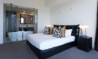 Views on Edinburgh Bedroom One | Queenstown, Otago