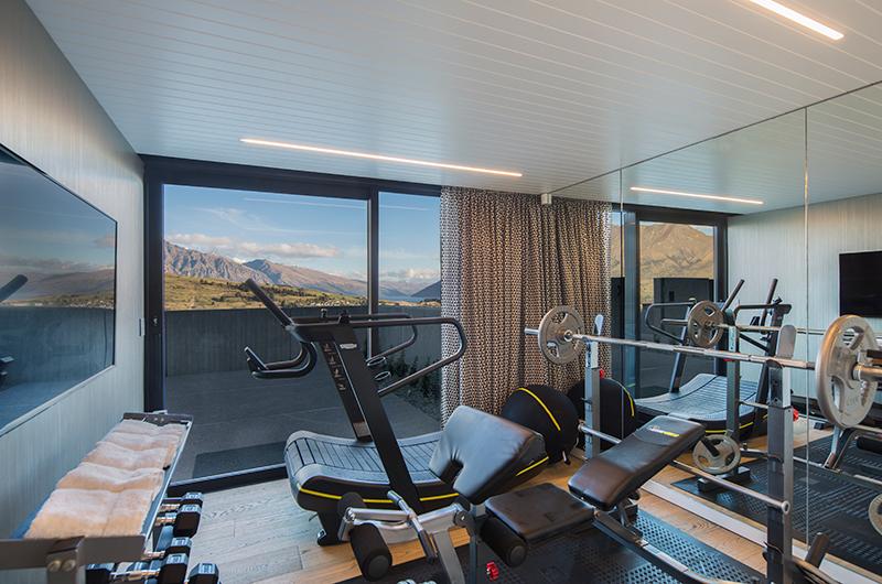 Villa Cascata Fitness Equipment | Queenstown, Otago