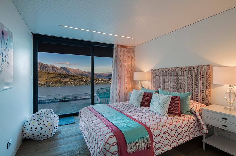 Villa Cascata Guest Bedroom One | Queenstown, Otago