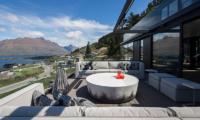 Villa Cascata Outdoor Lounge | Queenstown, Otago