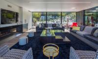 Villa Cascata Media Room | Queenstown, Otago