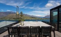 Villa Cascata Outdoor Seating | Queenstown, Otago