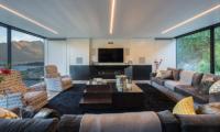 Villa Cascata Living Room | Queenstown, Otago
