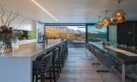 Villa Cascata Indoor Dining Table | Queenstown, Otago