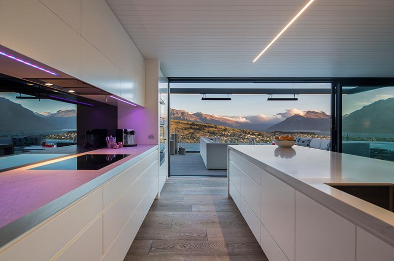 Villa Cascata Kitchen Equipment | Queenstown, Otago