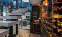 Villa Cascata Wine Cellar | Queenstown, Otago