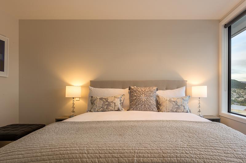 Villa Fifteen Guest Bedroom One | Queenstown, Otago