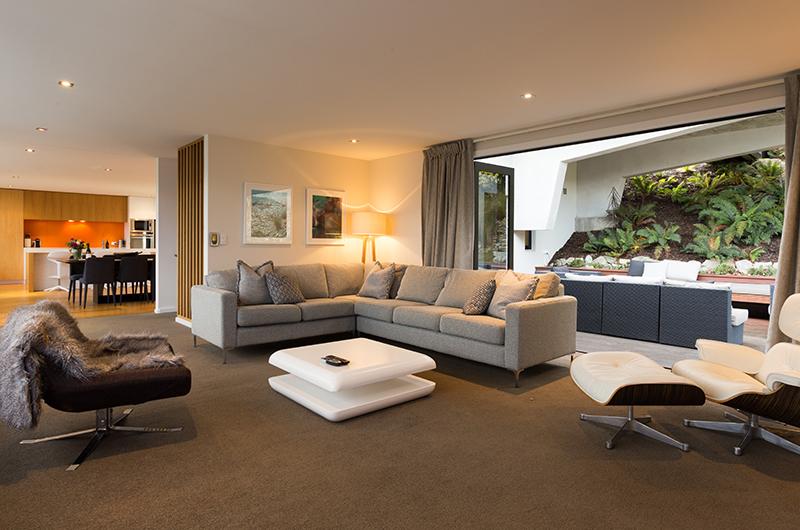 Villa Fifteen Living Room | Queenstown, Otago