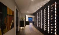 Villa Kahua Wine Cellar | Queenstown, Otago