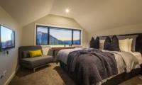 Villa Kahua Bedroom | Queenstown, Otago