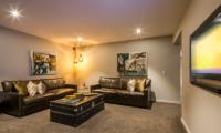 Villa Kahua Living Room | Queenstown, Otago