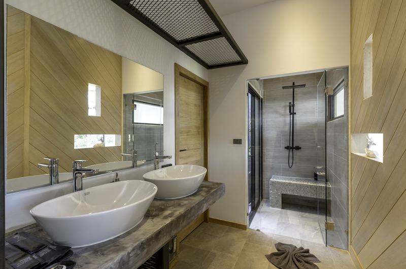 Villa Braya His & Hers Vanity | Koh Yao Noi, Phang Nga