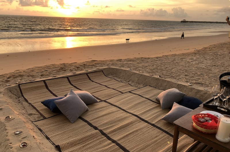 Twin Villa Beachfront | Natai, Thailand