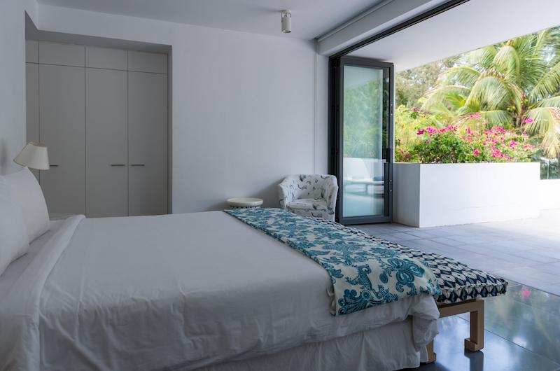 Sanctuary Villas Deluxe River Front Bedroom with Balcony | Ho Tram, Vietnam