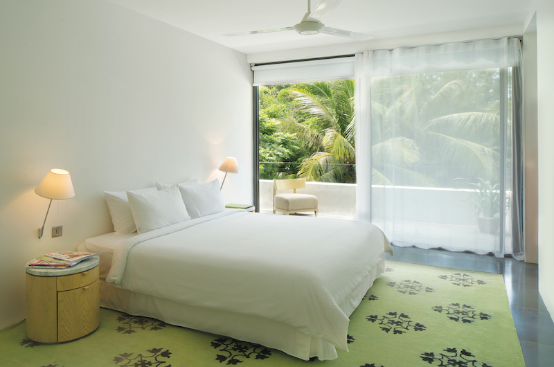 Sanctuary Villas Deluxe River Front Guest Bedroom | Ho Tram, Vietnam