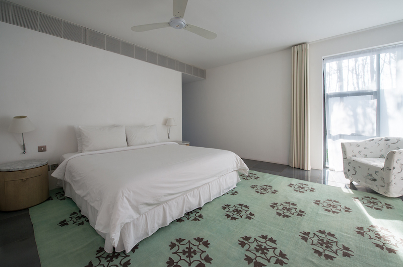 Sanctuary Premium Beach Front Guest Bedroom with Seating | Ho Tram, Vietnam