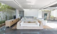 Sanctuary Premium Beach Front Living Room with TV | Ho Tram, Vietnam