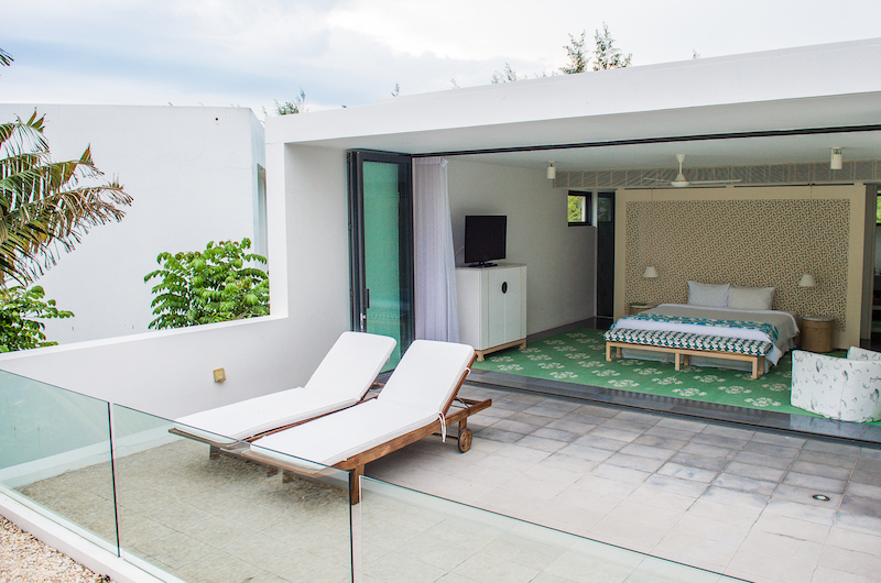 Sanctuary Villas Premium River Front Bedroom with Sun Deck | Ho Tram, Vietnam