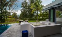 Sanctuary Villas Premium River Front Outdoor Seating | Ho Tram, Vietnam