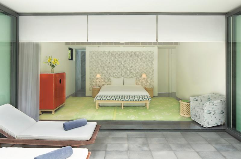 Sanctuary Villas Premium River Front Bedroom | Ho Tram, Vietnam