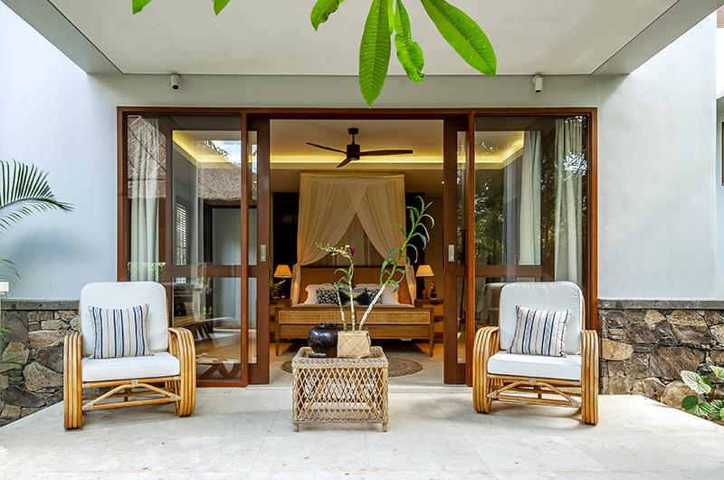 Villa Bella Bambu Seating | Pererenan, Bali