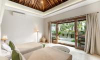Villa Bella Bambu Twin Bedroom | Pererenan, Bali