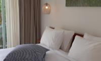 Villa Capil Bedroom with Lamp | Batubelig, Bali