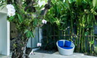 Villa Capil Outdoor Seating | Batubelig, Bali