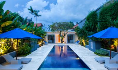 Villa Capil Swimming Pool | Batubelig, Bali