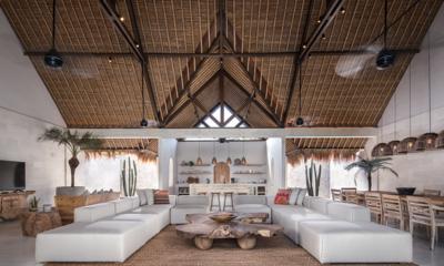 Villa Massilia Dua Indoor Seating | Seminyak, Bali