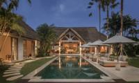 Villa Massilia Dua Pool with Night View | Seminyak, Bali