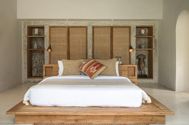 Villa Massilia Dua Classic Bedroom Set Up | Seminyak, Bali