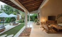 Villa Massilia Satu Open Plan Living Room | Seminyak, Bali