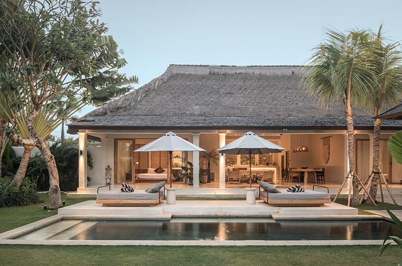 Villa Massilia Satu Exterior | Seminyak, Bali