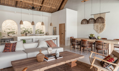 Villa Massilia Satu Indoor Seating | Seminyak, Bali