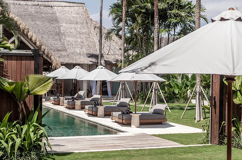 Villa Massilia Satu Sun Bed | Seminyak, Bali