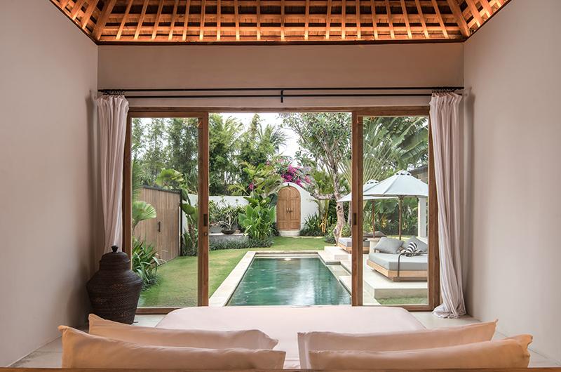 Villa Massilia Satu Bedroom with Pool Views | Seminyak, Bali