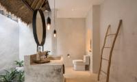 Villa Massilia Satu Open Plan Bathroom | Seminyak, Bali