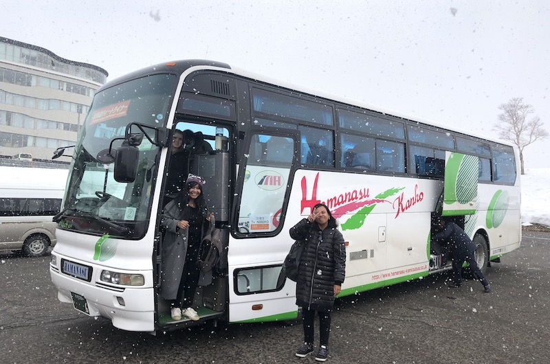 The Welcome Centre Bus Transfer | Niseko, Japan