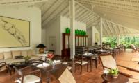 Rock Villa Open Plan Living Area | Bentota, Sri Lanka