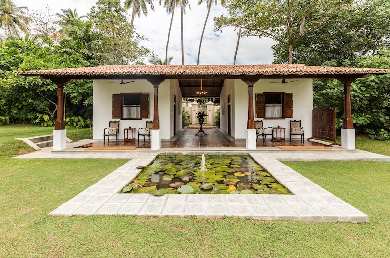 Rock Villa Garden | Bentota, Sri Lanka